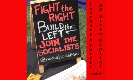 Let Them Eat Cake  –  Progressive Red-for-Ed versus Governor Ducey